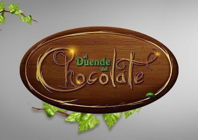 Logotipo El Duende del Chocolate